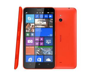 "Unlocked Original Nokia Lumia 1320 4G LTE Wifi 5MP 6"" 8GB ROM Windows Smartphone"