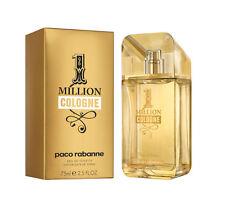 Paco Rabbane One Million Cologne 2.5 oz / 75 ML Eau De Toilette For Men *Sealed*