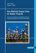 Raw Materials Supply Chain for Rubber Products : Overview of the Global Use...