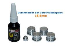 380 Drallklappen Entfernung Set für Saab Fiat Alfa Romeo 1.9 CDTI JTD TiD Z19DTH