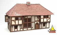 48th Scale Dolls House Miniature KIT WEALDEN HALL HOUSE