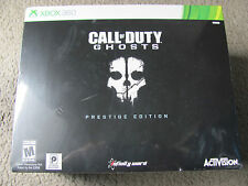 Brand New Call of Duty: Ghosts Prestige Edition for Xbox 360