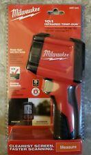 Milwaukee Laser Temperature Gun Infrared 10:1 Thermometer 2267-20