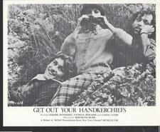 Gérard Depardieu Carole Laure Get Out Your Handkerchiefs 1978 movie photo 41302