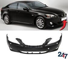 Parachoques Delantero Con Lavafaros Agujeros Compatible Con Lexus Is XE2