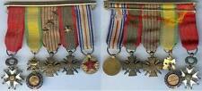 Médaille en réduction - Portée 5 réductions 14/18 et 39/45 citation