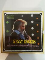 NEW Kenny Rogers - His Greatest Hits & Finest Performances - SEALED VINYL LP SET