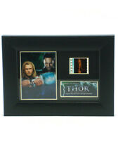 Thor Movie Loki Film Cel 35mm Framed Marvel Studios Certificate of Authenticity