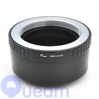 Pixco Lens Adapter Ring For M42 Screw Mount Lens to Micro Four Thirds Camera