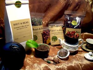 Tea Strawberry Peach Fruity Black Loose Leaf Premium Peach Essence Infused Tea