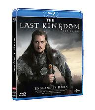 THE LAST KINGDOM - STAGIONE 01  4 BLU-RAY  COFANETTO  -