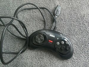 Genuine 6 Button Sega Mega Drive Controller / Joypad (Fully Tested)