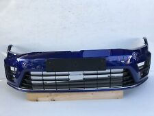 2015-2017 VOLKSWAGEN GOLF R COMPLETE FRONT BUMPER COVER NEW WITH SENSORS