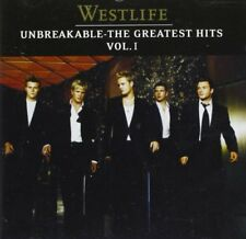 Westlife - Unbreakable : The Greatest Hits - Vol. 1 CD SALT RECORDS
