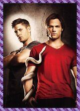 Photo Card Supernatural