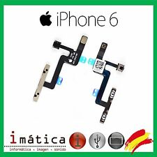 CABLE FLEX BOTON VOLUMEN + MUTE IPHONE 6 4.7 BOTÓN INTERRUPTOR SILENCIO BOTONES