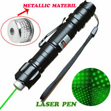 300 Miles 532nm Astronomy Green Laser Pointer Pen Star Cap Lazer with Belt Clip