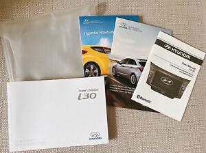 Hyundai i30 OWNER MANUAL BOOK For HYUNDAI I30 2012 - 2016 5 Hatch Automatic