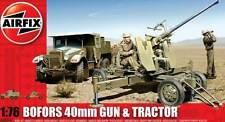 Airfix Bofors AB Gun and Tractor Morris CS8 Leichte Flak 1:76 72 anti aircraft