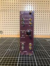 Egampg Ortec Th200an Time To Amplitude Converter Nim Bin Module