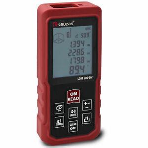 Kaleas LDM 500-60+ Laser Entfernungsmesser Neigungsmesser indoor outdoor bis 60m
