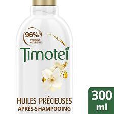 lot 3 Après-shampooing Huiles Précieuses TIMOTEI 300 ml