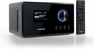Blaupunkt IRD 300 WH DAB+ Digital-Internetradio - Schwarz