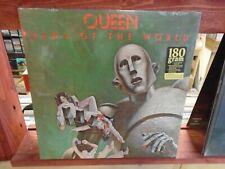 QUEEN News of The World LP NEW 180g vinyl [Freddie Mercury Gatefold Cover 6th]