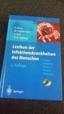 Lexikon der Infektionskrankheiten des Menschen Darai Springer Lehrbuch mit CD