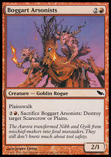 4x Piromani Boggart - Arsonists MTG MAGIC SM Shadowmoor Ita