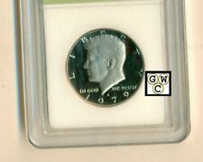 1979-S U.S. Kennedy Half Dollar Slabbed (OOAK)