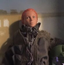 "Red Hair GI Jane Helicopter Pilot Female 12"" GI Joe Classic Collection NEW EX/NM"