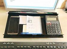 Keyboard / Desk Organizer - Acrylic - Portable, Phone Dock