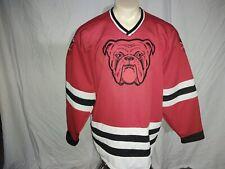 Vintage 1990s Red Dog Beer Promotional Limited Hockey Jersey Men's Xl