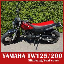 Sitzbezug Sitzbankbezug Bezug für Sitzbank Yamaha YAMAHA TW 125 200
