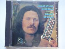 COUNTRY JOE MCDONALD <>  Thinking Woody Guthrie  <> VG (CD)
