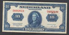 Niederlande 10 Gulden 1943