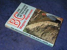 BC: THE ARCHAEOLOGY OF THE BIBLE LANDS Magnus Magnusson HB 1st 1977 Christianity
