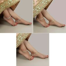 Bracelet Foot Chain Belly Dance Jewelry Indian Fashion Women Bell Charm Ankle
