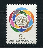 19904) UNITED NATIONS (New York) 1976 MNH** Definitives.