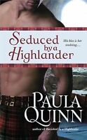 Seduced By A Highlander: Number 2 in series (Children of the Mist) Quinn, Paula