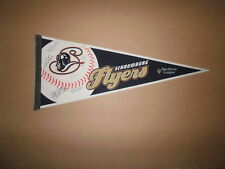 Northern League Schaumburg Flyers Autographed Pennant