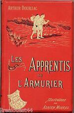 Les apprentis de l'armurier Dourliac 1895
