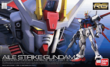 Gundam Seed 1/144 RG #03 GAT-X105 Aile Strike Bandai 169492 Real Grade Model Kit