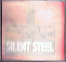 Silent Steel (PC, 1995) - Suspenseful Four-Disc Adventure Game - Free Shipping!