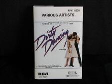 Dirty Dancing. Film soundtrack. Cassette tape. 1987. Made In Australia
