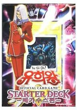 YUGIOH CARDS Starter Deck Pegasus / Korean Ver / Konami