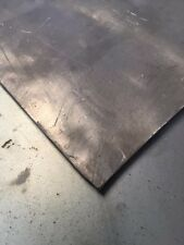 """New Sheet Lead 1pc.(1/8"""" x 12"""" x 48"""") Approx. 32  Pounds Of 99.9% Pure Lead"""
