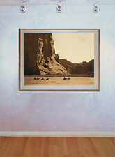 Canyon De Chelly-Navaho 15x20 Hand Numbered Edition Curtis Native American Art