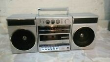 New listing Vintage Sanyo Model No.C1 Portable Mini Component System (For Parts)